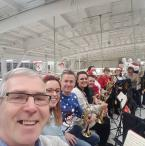 Carols in Asda 2016